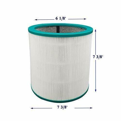 大神Pure Cool Me TP00 TP01 TP02 TP03 BP01 AM11空氣清新機HEPA 代用濾網濾芯