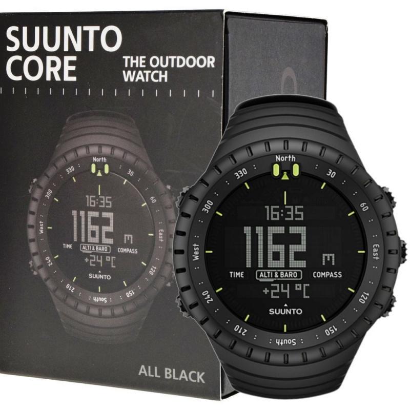 Suunto Core All Black 戶外運動手錶 (SS014279010)