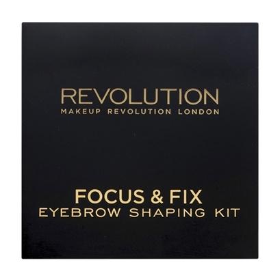 英國Make up Revolution 眉妝盒4色可選
