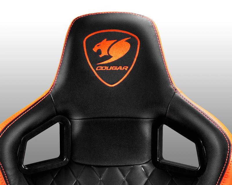 Cougar Armor S 專業電競椅【全港免運費送貨*】