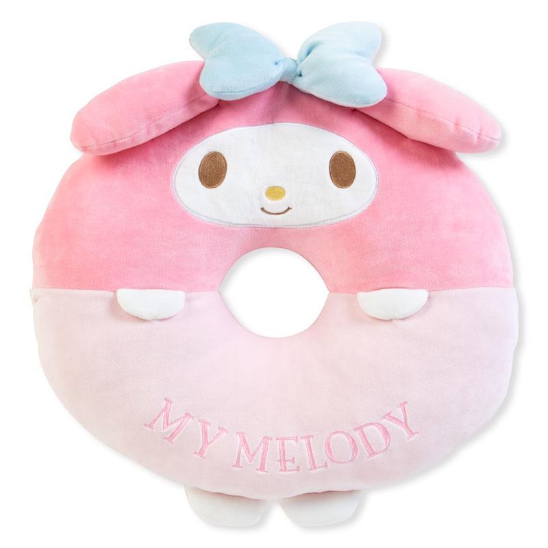 日本 SANRIO Hello Kitty 円形座墊
