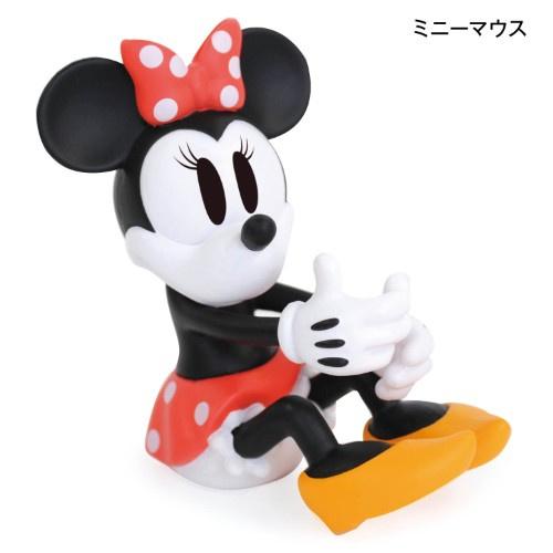 日本Disney 米奇/米妮/小熊維尼/唐老鴨/三眼仔/巴斯 公仔牙刷座