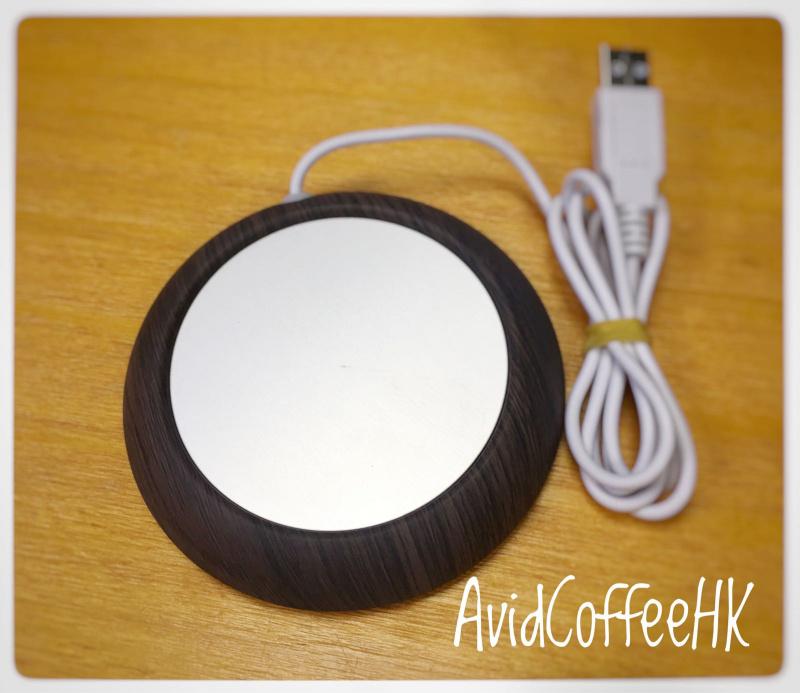USB電熱保溫杯墊 [2色]