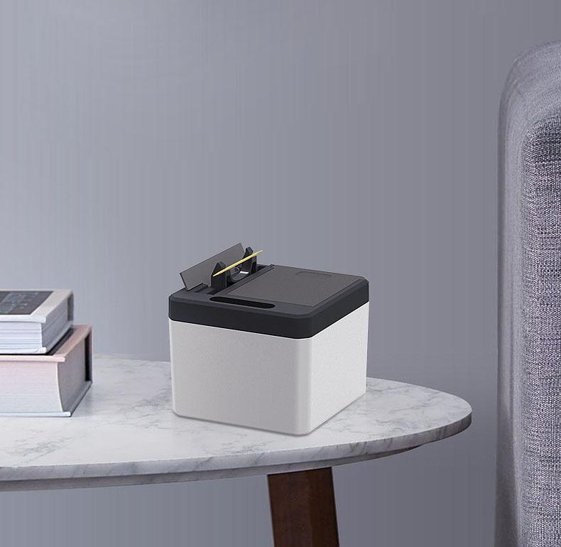 感應自動牙簽盒