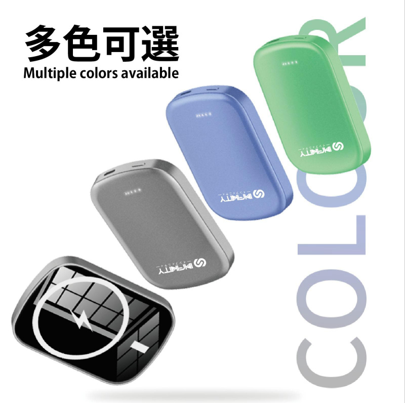 INFINITY MM6 MagSafe磁石充電器 (3色)