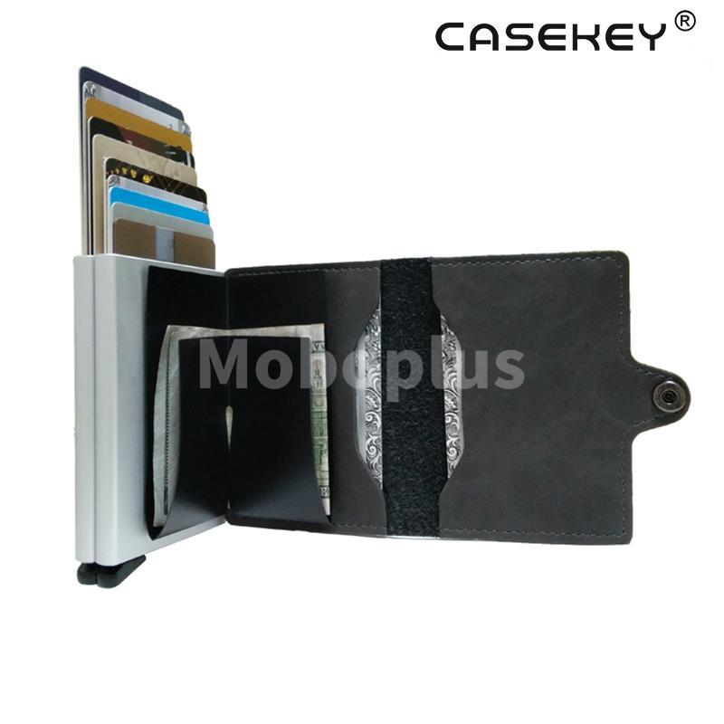 CASEKEY RFID 防盜卡包 [4色]