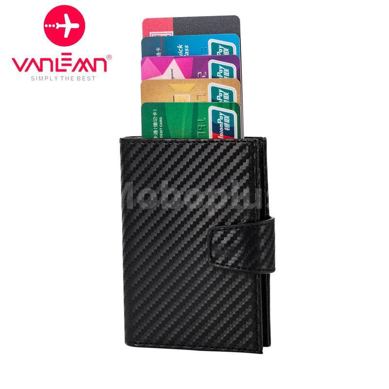 丹麥 Vanlemn RFID 防盜刷錢卡包