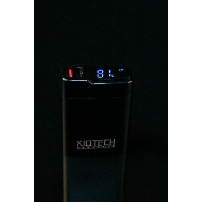 KIO KT100 18W 12000mAh大容量 特快外置充電器(包順豐快遞免運費)