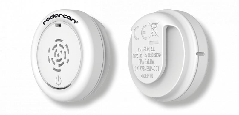 Radarcan R-100 電子驅蚊手環