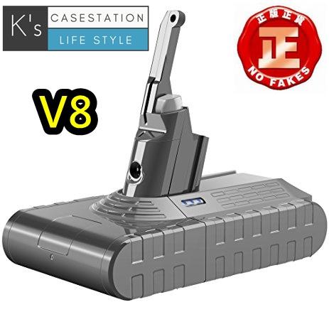 Case Station Dyson v8 2800mAh 吸塵機代用電池