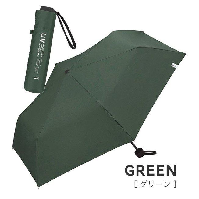 日本W.P.C WPC 防熱防UV晴雨兼用跣水雨傘 801-9236