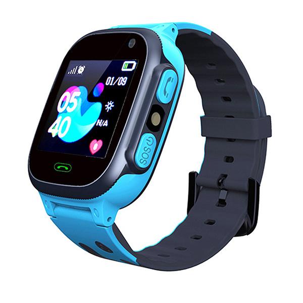 日本JTSK 智能S1兒童觸摸屏LBS基站定位電話手錶 男女孩拍照影相手錶