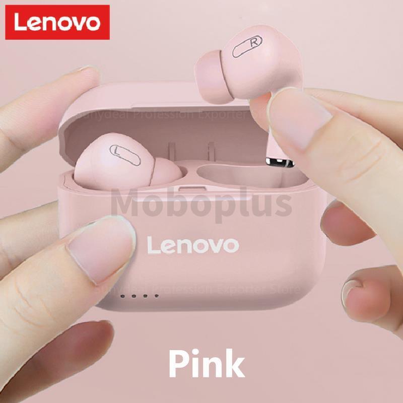【2021新款】Lenovo LP1S 彩色真無線藍牙耳機【3色】