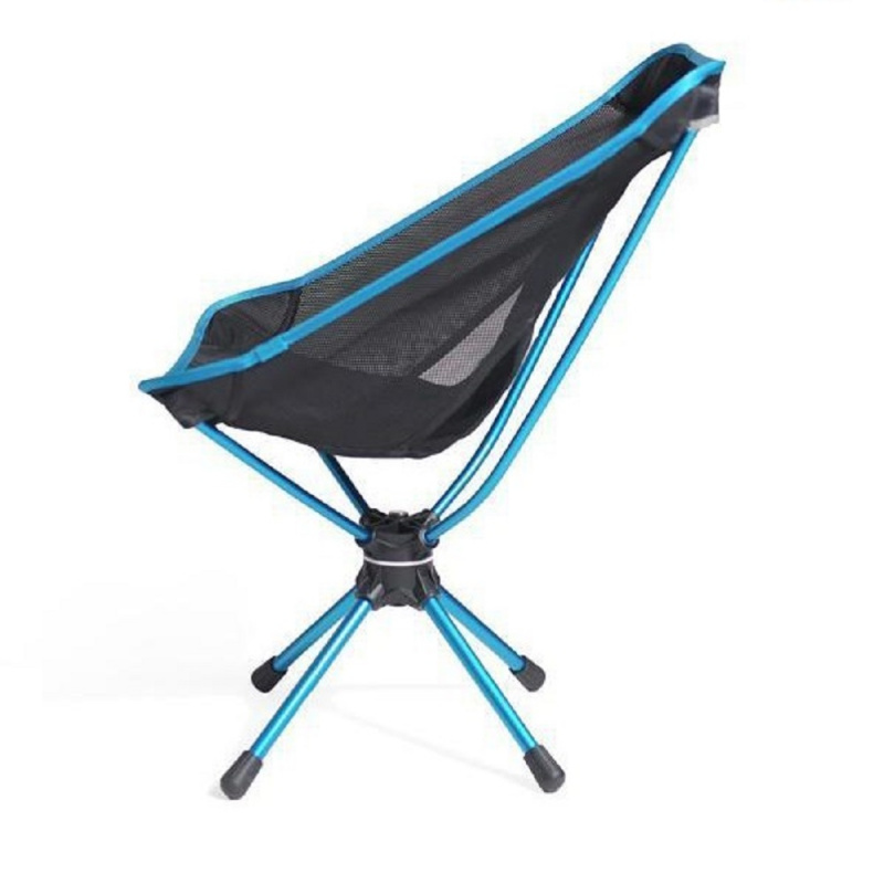 Helinox Swivel Chair 360度旋轉輕量戶外露營椅 - 黑色