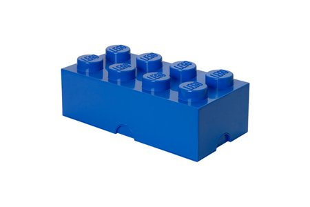LEGO 儲物盒 [4色3尺寸]