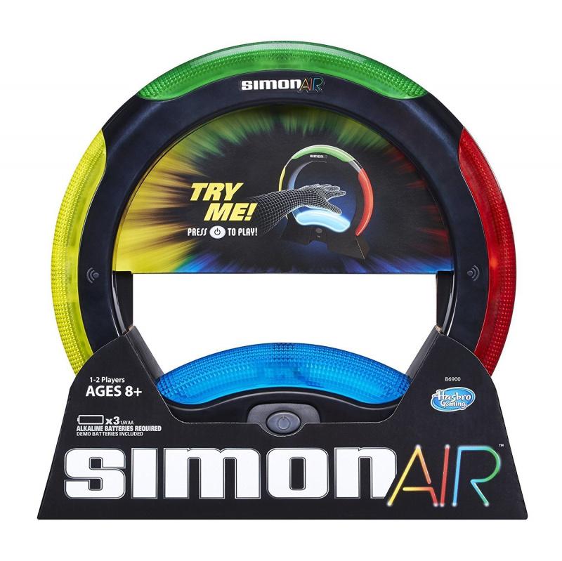 Hasbro Simon Air 藍光益智記憶遊戲