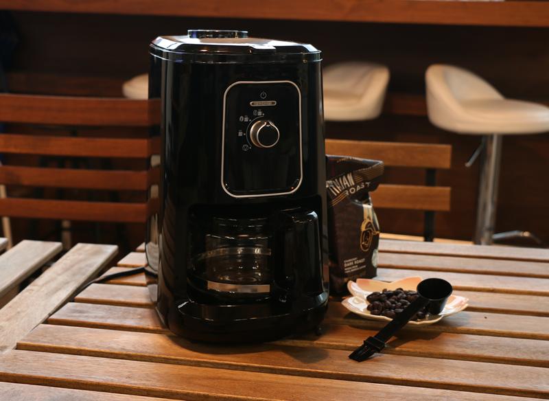 LP 全自動研磨咖啡機