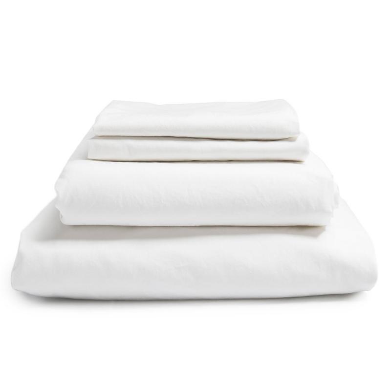 Hush Home 5星級酒店床單系列 枕頭套2個 [2尺寸]