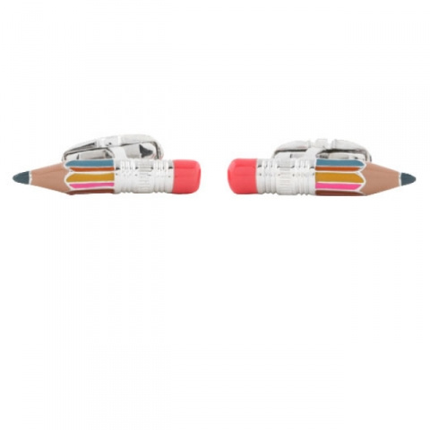 Paul Smith 條紋鉛筆袖口鈕扣