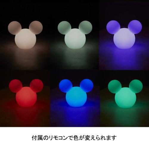 日本Disney米奇LED變色燈