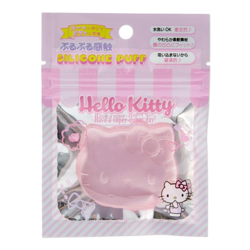 日本SANRIO Hello Kitty 化妝護膚塗抹硅膠