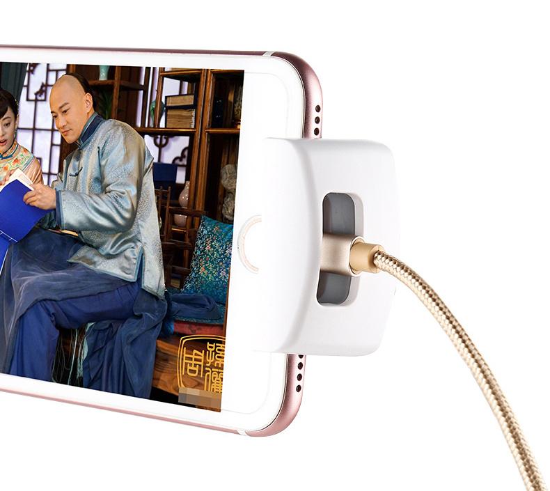 超強承重手機iPad多角度懶人支架