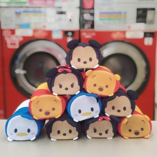 日本Disney TSUM TSUM 洗衣袋