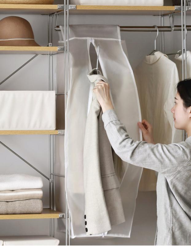 立體衣物防塵罩