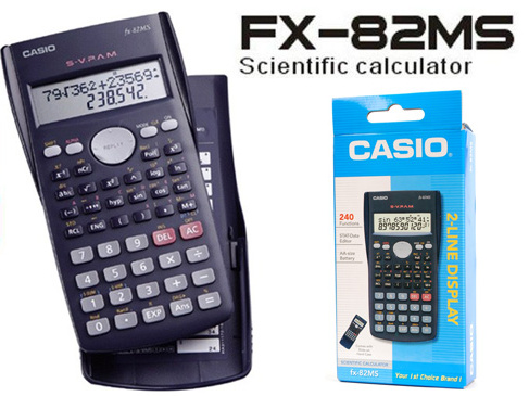 Casio Calculator FX-82MS