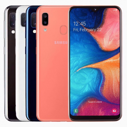 SAMSUNG GALAXY A20E (3+32GB) 智能手機 [2色]