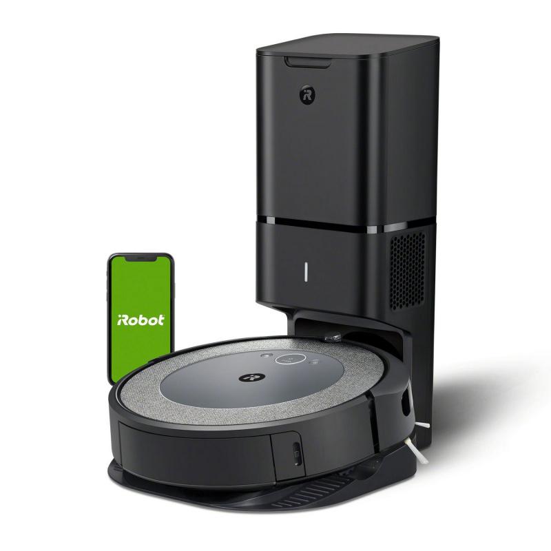 iRobot Roomba i3+ 吸塵機械人【香港行貨】