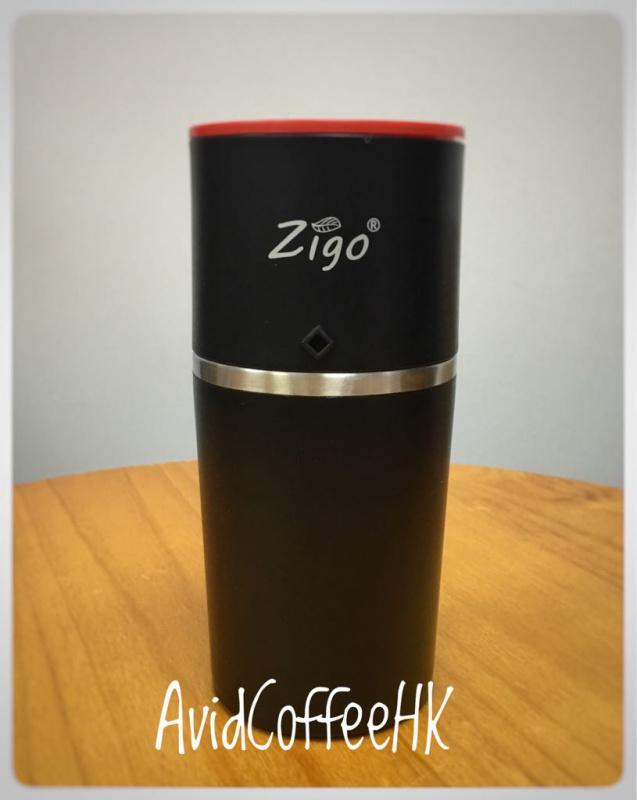 Zigo Portable all in one coffee make 四合一 咖啡研磨隨身杯
