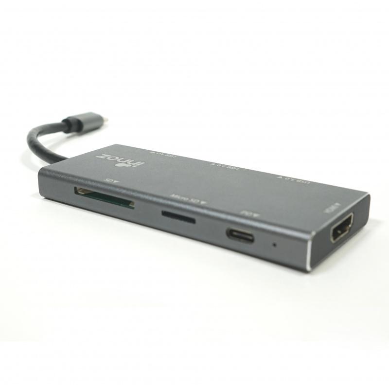 Innoz InnoZone C5 USB Type-C 5合1 集線器
