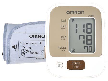 Omron JPN500 歐姆龍 手臂式血壓計