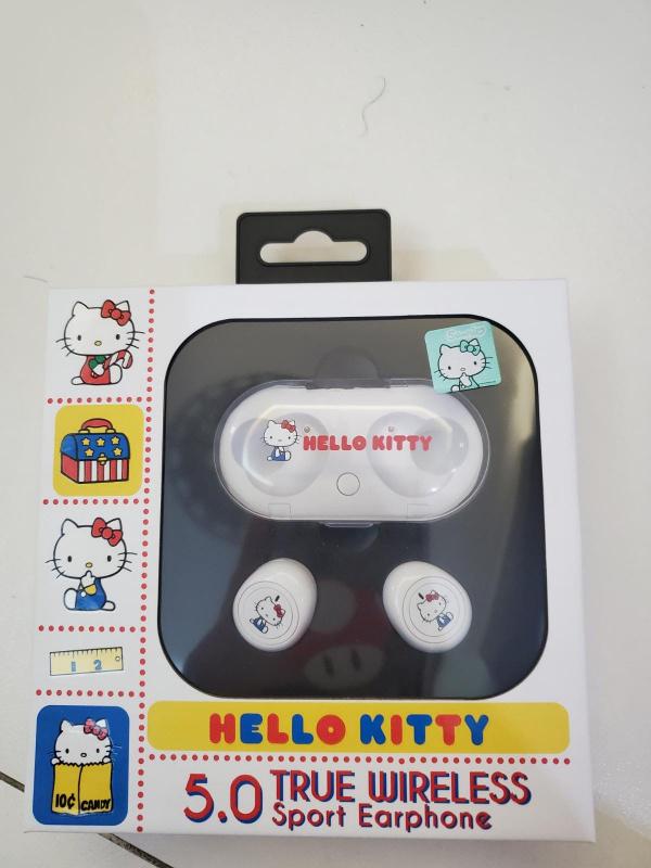 正版授權香港行貨 日本直送HELLO KITTY真無線藍牙耳機