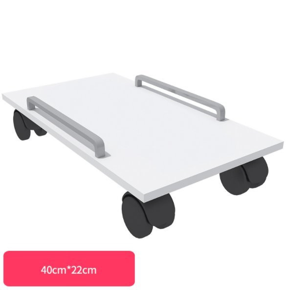 TROPCWT-電腦座地滑動車 (簡單DIY自行組裝)