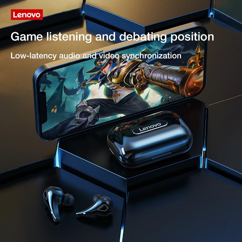 Lenovo LP3 真無線藍牙耳機 [2 Colors]
