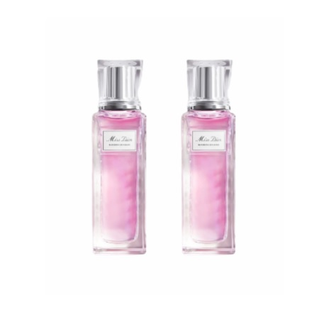 Christian Dior MISS DIOR Blooming bouquet 走珠淡香薰孖裝20ml*2