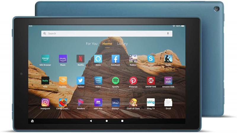 Amazon Fire HD 10吋 2019 32GB 平板電腦