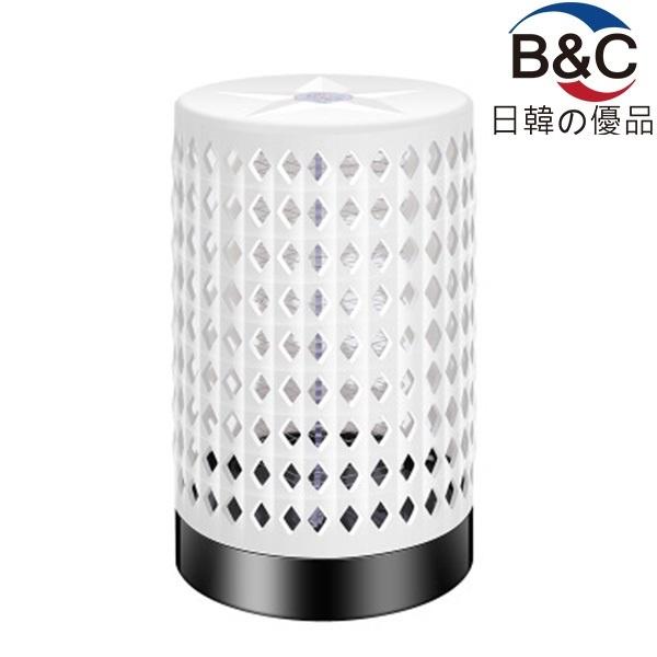 韓國B&C 新款USB光觸媒電擊式滅蚊燈家用LED滅蚊器電擊式捕蚊燈