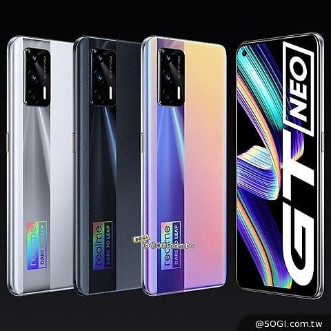 店長推介~全新Realme GT Neo 5G (12+256) $2499🎉