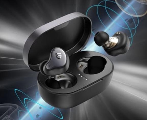 Soundpeats TruEngine H1 混鐵混合單元真無線耳機