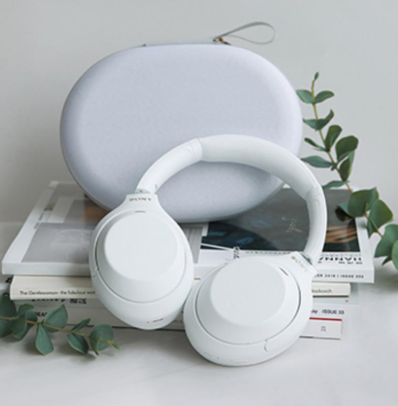 【限量特別版】Sony WH-1000XM4 無線降噪耳機 [白色]