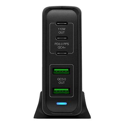 牛魔王Maxpower TX1100S 110W 5 位 USB 充電器