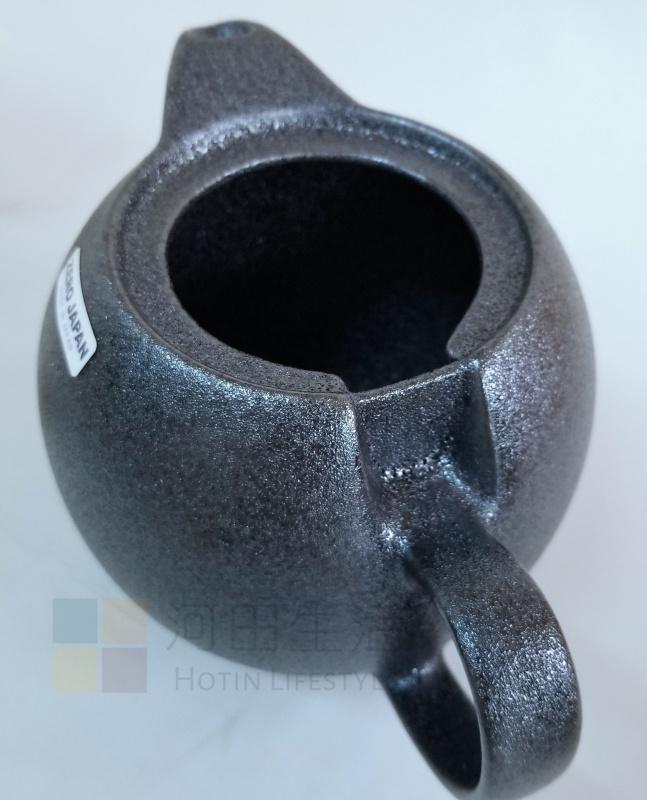 【日本直送】ZERO JAPAN 陶瓷不銹鋼蓋茶壺 ティーポット680c- 銀灰色 BBN-04 CSV