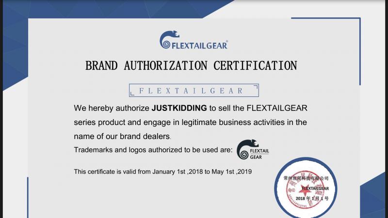 Flextail Gear Max Pump Plus 抽氣充氣兩用泵 [2色]
