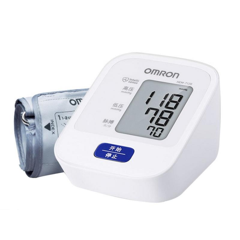 Omron HEM-7120 手臂式血壓計 [日文版]