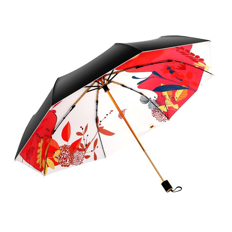 boy 三折防曬晴雨傘 (莉莉)