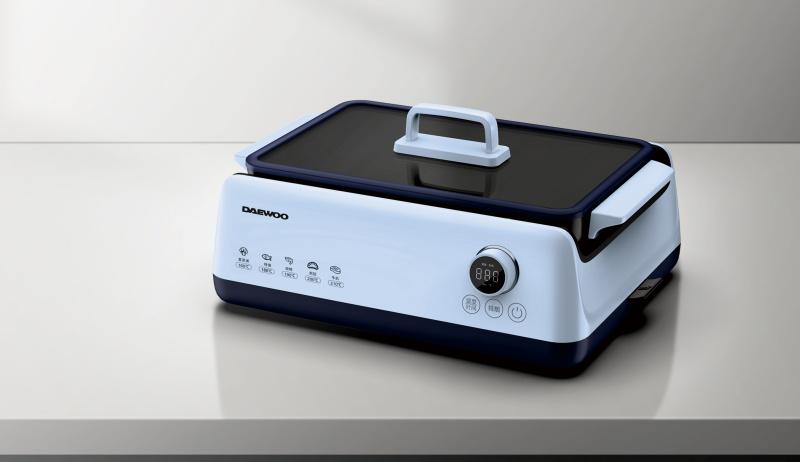DAEWOO SG-2717C 無煙電烤爐【香港行貨】