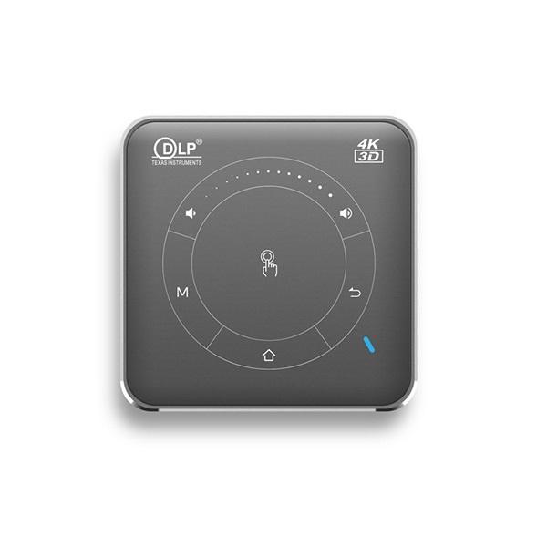 韓國B&C 全高清4K便攜式DLP迷你3D智能投影儀 微型家用投影機(正版Play商店)